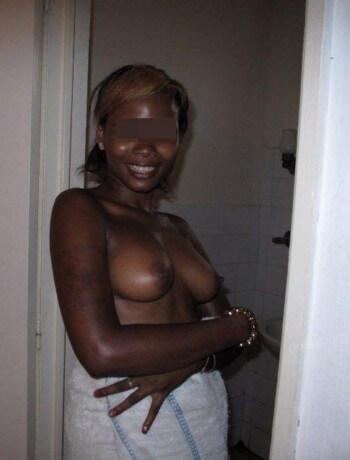 Rencontre cul avec une fille noire de Troyes