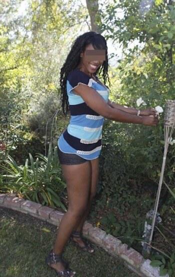 Femme noire sur Caen qui cherche un mec mature sexy