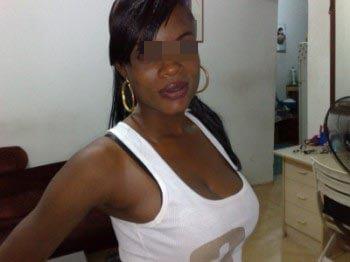 Fille black qui cherche un black sexy à Villeurbanne pour du sexe extrême